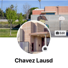 Please visit our official Facebook page CHAVEZ LAUSD